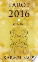 Tarot Predictions 2016  Gemini