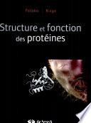 Structure et fonction des prot  ines