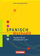 Spanisch Methodik