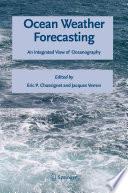 Ocean Weather Forecasting book