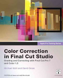 Color Correction in Final Cut Studio