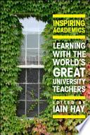 Inspiring Academics