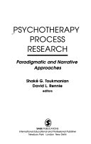 Psychotherapy Process Research