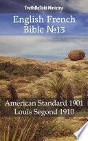 English French Bible No13
