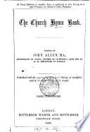 The Church hymn book  ed  by J  Allen