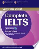 Complete IELTS Bands 6 5 7 5 Teacher s Book