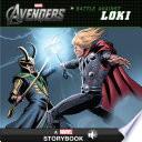 The Avengers  Battle Against Loki