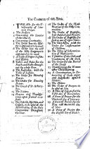 The Book of Common Prayer, and Administration of the Sacraments, and Other Rites and Ceremonies of the Church, According to the Use of the Church of England;