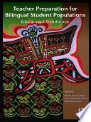 Teacher Preparation for Bilingual Student Populations