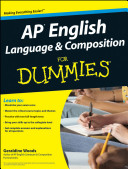 AP English Language and Composition For Dummies Test? Ap English Language Composition For Dummies