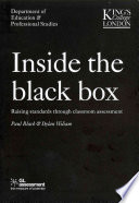 Inside The Black Box : ...