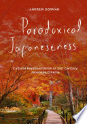 Ebook Paradoxical Japaneseness Epub Andrew Dorman Apps Read Mobile
