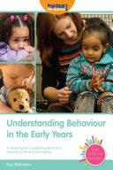 Understanding Behaviour in the Early Years