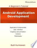 Android Application Development: A Beginner's Tutorial