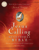 NKJV, Jesus Calling Devotional Bible, eBook Book