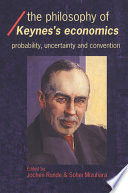 The Philosophy of Keynes  Economics