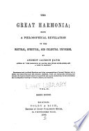 The Great harmonia v  2  1880 Book PDF