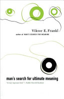 Book Man s Search For Ultimate Meaning