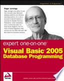 download ebook expert one-on-one visual basic 2005 database programming pdf epub