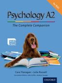 The Complete Companions  A2 Student Book for WJEC Psychology