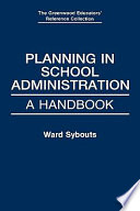 Planning in School Administration