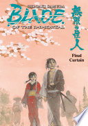Blade Of The Immortal Volume 31 Final Curtain
