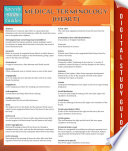 Medical Terminology Heart Speedy Study Guides