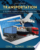 Transportation  A Global Supply Chain Perspective