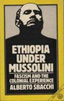 Ethiopia Under Mussolini