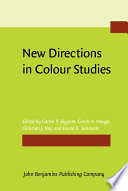 New Directions In Colour Studies book