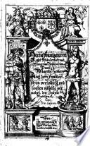 Herrn Frantzen von Roßet Wunderlich vnd Trawrige Geschichten