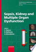 Sepsis Kidney And Multiple Organ Dysfunction