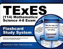 Texes  114  Mathematics Science 4 8 Exam Flashcard Study System