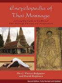 Encyclopedia of Thai Massage Book