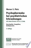 Psychopharmaka bei psychiatrischen Erkrankungen