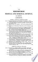 The Edinburgh Medical and Surgical Journal