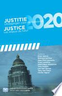Justitie 2020