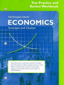 Economics Test Practice and Review