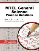 MTEL General Science Practice Questions