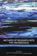 Methods of Research Into the Unconscious