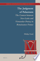 The Judgment of Palaemon Between Menalcas And Damoetas By