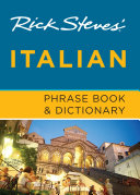 Rick Steves  Italian Phrase Book   Dictionary