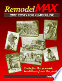 2017 RemodelMAX Unit Cost Estimating Manual for Remodeling - Tampa FL & Vicinity