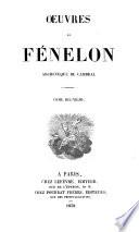 Œuvres de Fenelon