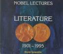 Literature 1901 1995 book