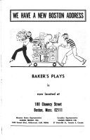 Baker s Plays