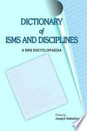 Dictionary of Isms and Disciplines