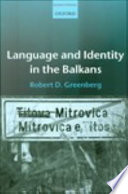 Language and Identity in the Balkans