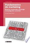 Fundamentos de marketing   entorno  consumidor  estrategia e investigaci  n comercial
