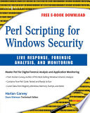 Perl Scripting for Windows Security